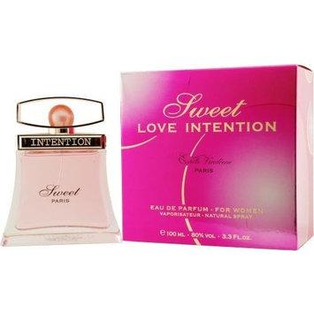 Sweet Love Intention By Estelle Vendome For Women. Eau De Parfum Spray 3.3 Ounces