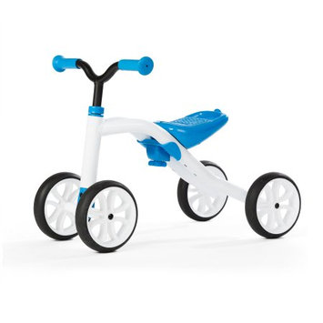 Chillafish QUADIE GROW-WITH-ME 4-WHEEL RIDE ON BLUE