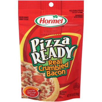 HORMEL CRUMBLED BACON PIZZA TOPPING 3.5 oz