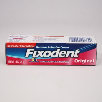PROCTOR AND GAMBLE Fixodent Denture Adhesive Cream Model: 414342