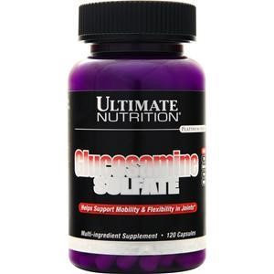 Ultimate Nutrition Glucosamine - 500 mg - 120 caps