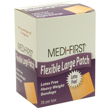 Medifirst Bandage Strips Heavy Weight Patch 25/Bx