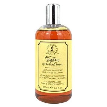 Sandalwood Hair & Body Shampoo, 6.8 oz