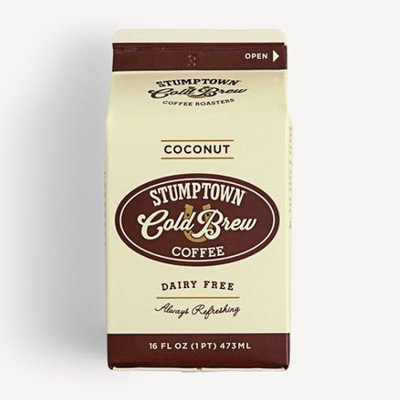 Stumptown Coffee Stumptown Cold Brew Dairy Free Coffee, Coconut, 16 Oz