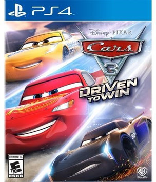 Whv Games Cars 3:Driven To Win Playstation 4 [PS4]
