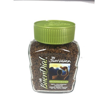 Buendia by Juan Valdez 100% Colombian Freeze Dried Decaf Coffee, 3.52 oz.
