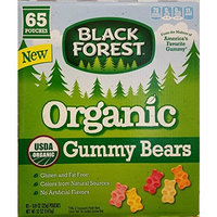 Black Forest USDA Organic Gummy Bears - 65 Pouches - .0.8Oz Each []