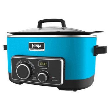 Walbak International Marketing Ltd. Refurbished Ninja 4 In 1 Slow Cooker 6 Qt - Light Blue