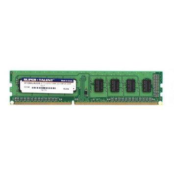 Super Talent DDR3-1066 2GB/256Mx8 CL7 Samsung Chip Memory