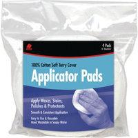 Buffalo Terry Wax Applicator Pads, 2pk