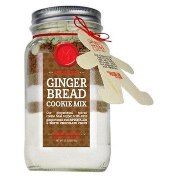 Mason Jar Ginger Bread Cookie Mix