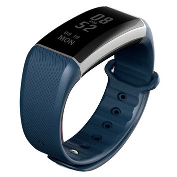 Zeblaze Smart Band Touch Screen Pedometer Sleep Management Call Reminder IP67 Waterproof