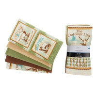 Mainstays 5-Piece The Great Outdoors Kitchen Towel Set