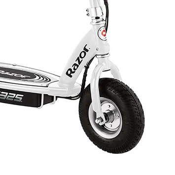 Razor E325 Electric Battery 24 Volt 15 MPH Motorized Ride On Kids Scooter, White