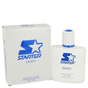 Energy by Starter, 3.4 oz Eau De Toilette Spray for Men