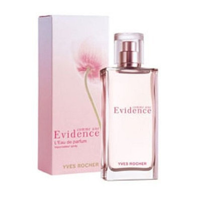 Yves Rocher Comme une Evidence 2-piece Gift Set: Comme Une Evidence Eau de Parfum, 50 ml.& Comme Une Evidence Perfumed Perfumed Deodorant, 200 ml.