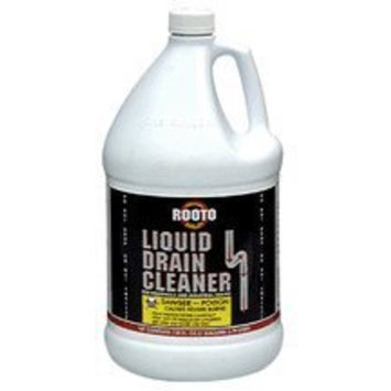 Rooto 1080 Liquid Drain Cleaner, Gallon