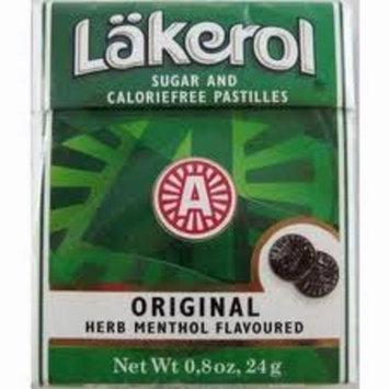 Lakerol Herb Menthol (Green Packaging) 24 count