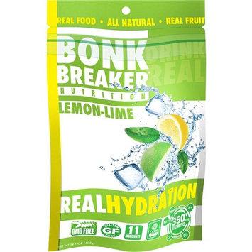 Bonk Breaker Hydration Drink Mix: Lemon Lime, 40 Serving Bag
