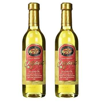 Napa Valley Naturals Oil Sesame Cold Pressed, 12.7 oz (Pack of 2)