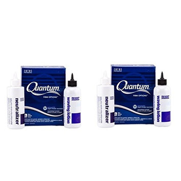 [ VALUE PACK OF 2] ZOTOS PERM QUANTUM FIRM OPTIONS ADVANCED ARGAN-INFUSED NEUTRALIZER (FIRM): Beauty