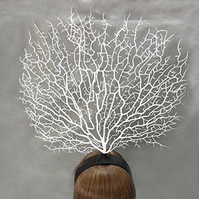 Handmade Gothic Tree Branch Headwear Cosplay Halloween Fancy Dress Hair Accessories Costume Photography Headpiece Kangsanli