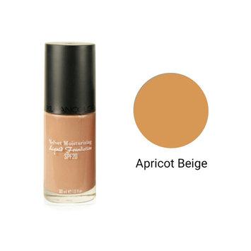 (6 Pack) KLEANCOLOR Velvet Moisturizing Liquid Foundation SPF20 Apricot Beige