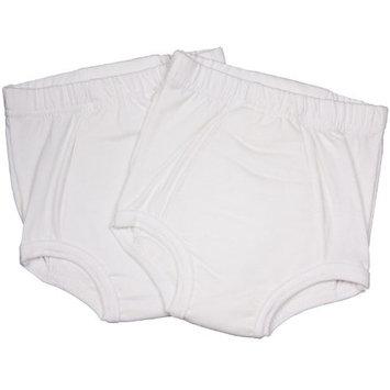 OsoCozy Training Pants, White, 2T