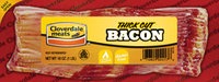 Cloverdale Foods Cloverdale Thick Sliced Bacon 1 Lb