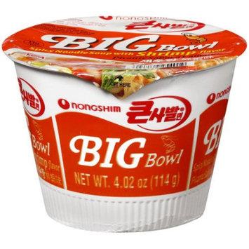 Jfc International Nongshim Spicy Noodle Soup With Shrimp Flavor, 4.02 oz