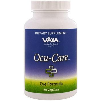 Vaxa Ocu-Care™ Plus -- 60 VegCaps