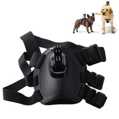 Agptek Dog Harness Chest Fetch Strap Belt Mount For Gopro Hero 4/3 +/3/2/1, Suitable For 15 ~120 pounds dogs