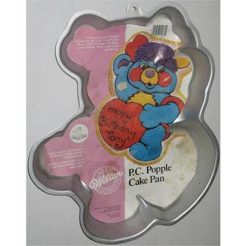 Popples P.C. Vintage Happy Birthday Wilton Cake Pan (1985) - Cartoon Decorating