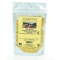 Starwest Botanicals Organic Astragalus Root C/S - 4 oz
