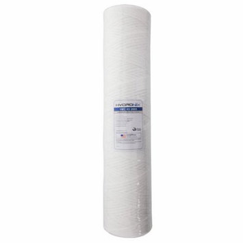 Hydronix String Wound 5 Micron Under Sink Replacement Filter