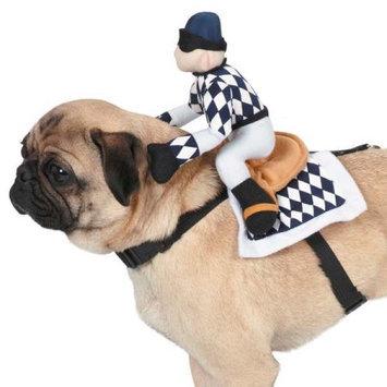 Zack and Zoey US8732 20 Show Jockey Saddle Dog Costume L