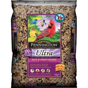 Central Garden And Pet Pennington Ultra Fruit & Nut Blend Wild Bird Feed, 6 lbs