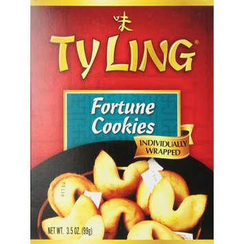 Tyling Cookies, 3 OZ (Pack of 4)