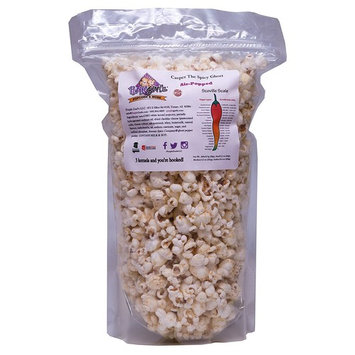 Casper The Spicy Ghost - Ghost Pepper White Cheddar Popcorn
