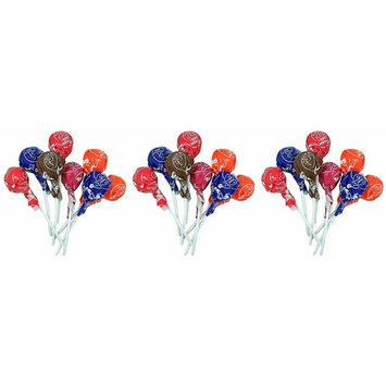 Tootsie Bunch Pops Pack of 8 Assorted Flavored Lollipops