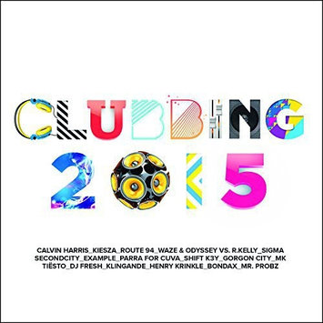 Various Artists Clubbing 2015