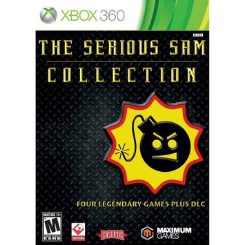 Maximum Family Games The Serious Sam Collection (Xbox 360) - Pre-Owned