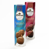 Droste Pastille Roll Bittersweet -Pack of 12