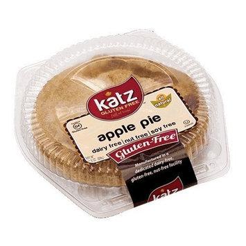 Katz Gluten Free Family Size Apple Pie, 24 Ounce, Certified Gluten Free - Kosher - Dairy, Nut & Soy free - (Pack of 1)