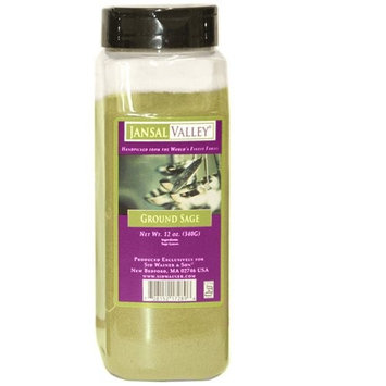 Jansal Valley Ground Sage, 12 Ounce
