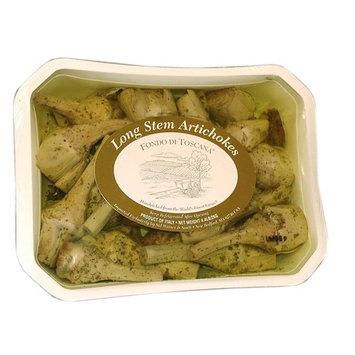Fondo di Toscana Long Stem Artichokes with Herbs, 4.4 Pounds
