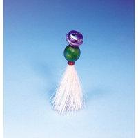 Penn-Plax BA523 Hang Pacifier Bird Toy with Bell, 3/4 Inch Diameter x 3-1/4 Inch Height, 0.06 lb