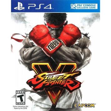 Capcom Co., Ltd Street Fighter V - Pre-Owned (PS4)