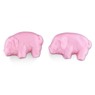 Bubble Gum Flav Gummi Pink Pigs (1.900 Lbs)
