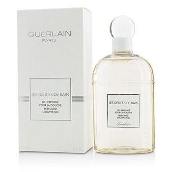 Guerlain Les Delices De Bain Perfumed Shower Gel For Women 200Ml/6.7Oz